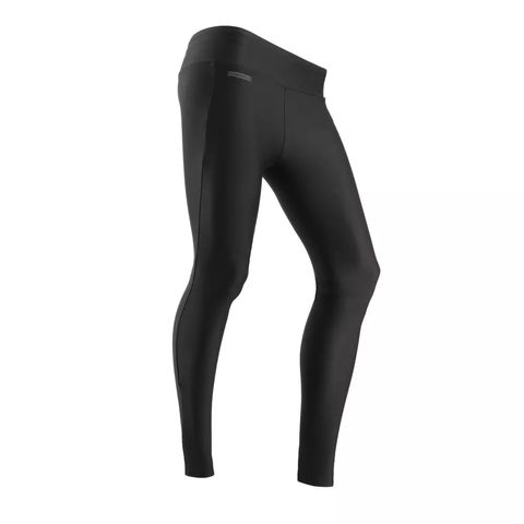kalenji hardloopbroek broek legging hardlooplegging zwart hardloopkleding gear sportkleding