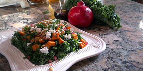 Kastor Kale Salad