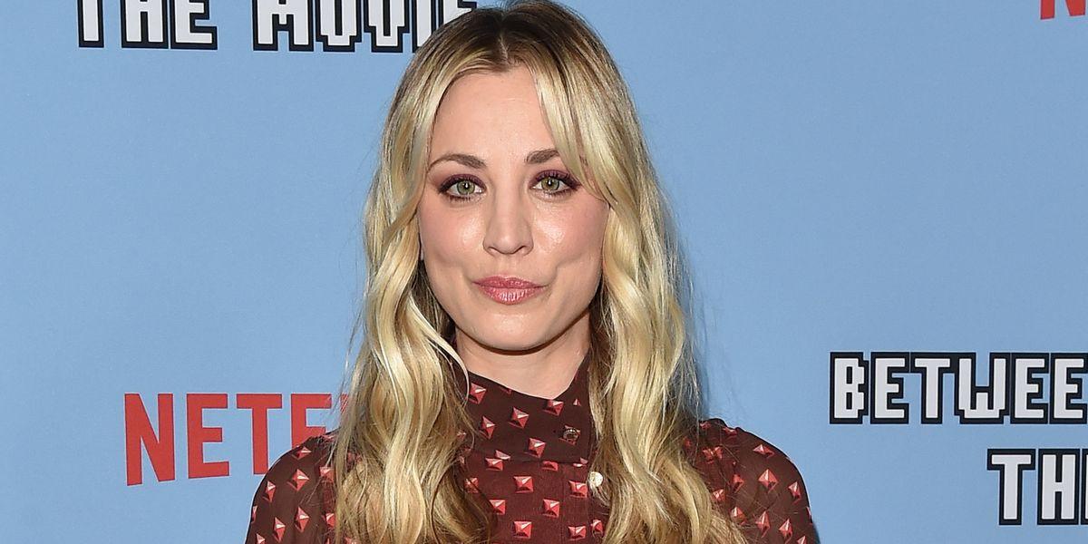 Kaley Cuoco responds to Margot Robbie feud claims  image