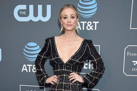 Kaley Cuoco, Critics 'Choice Awards 2019