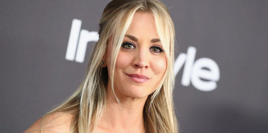 Celebrities Are Seriously Losing It Over Kaley Cuoco's Pure Fire Instagram
