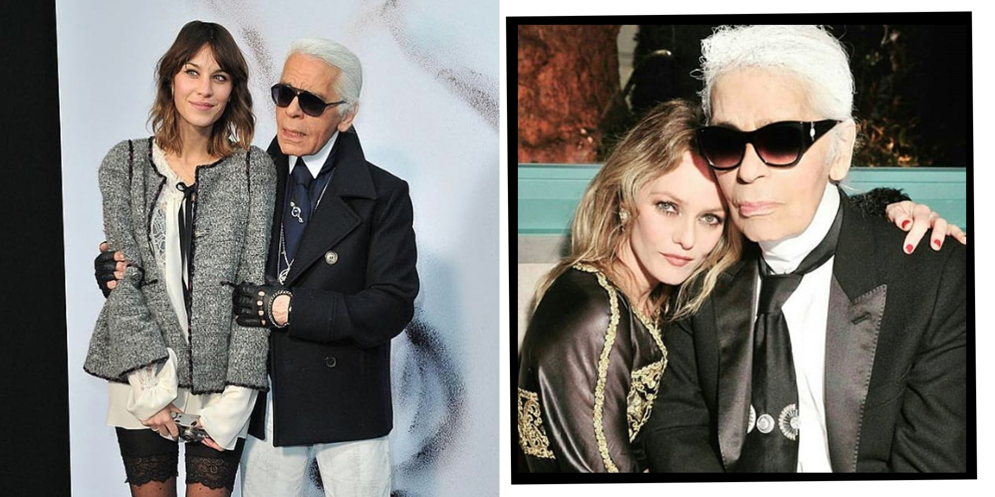 Karl Lagerfeld Died Celebrity Instagram Odes