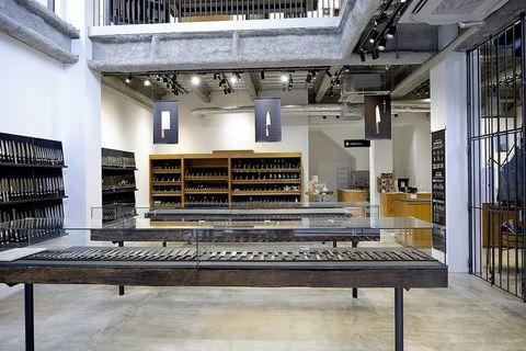 合羽橋の料理道具専門店、釜浅商店がリニューアルオープン