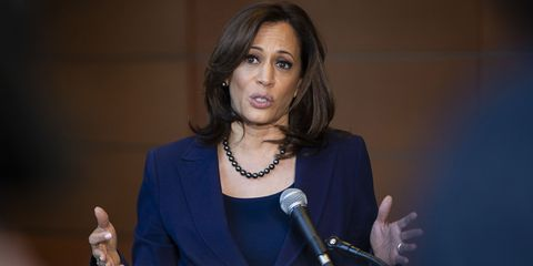 Kamala Harris Confirms Presidential Run