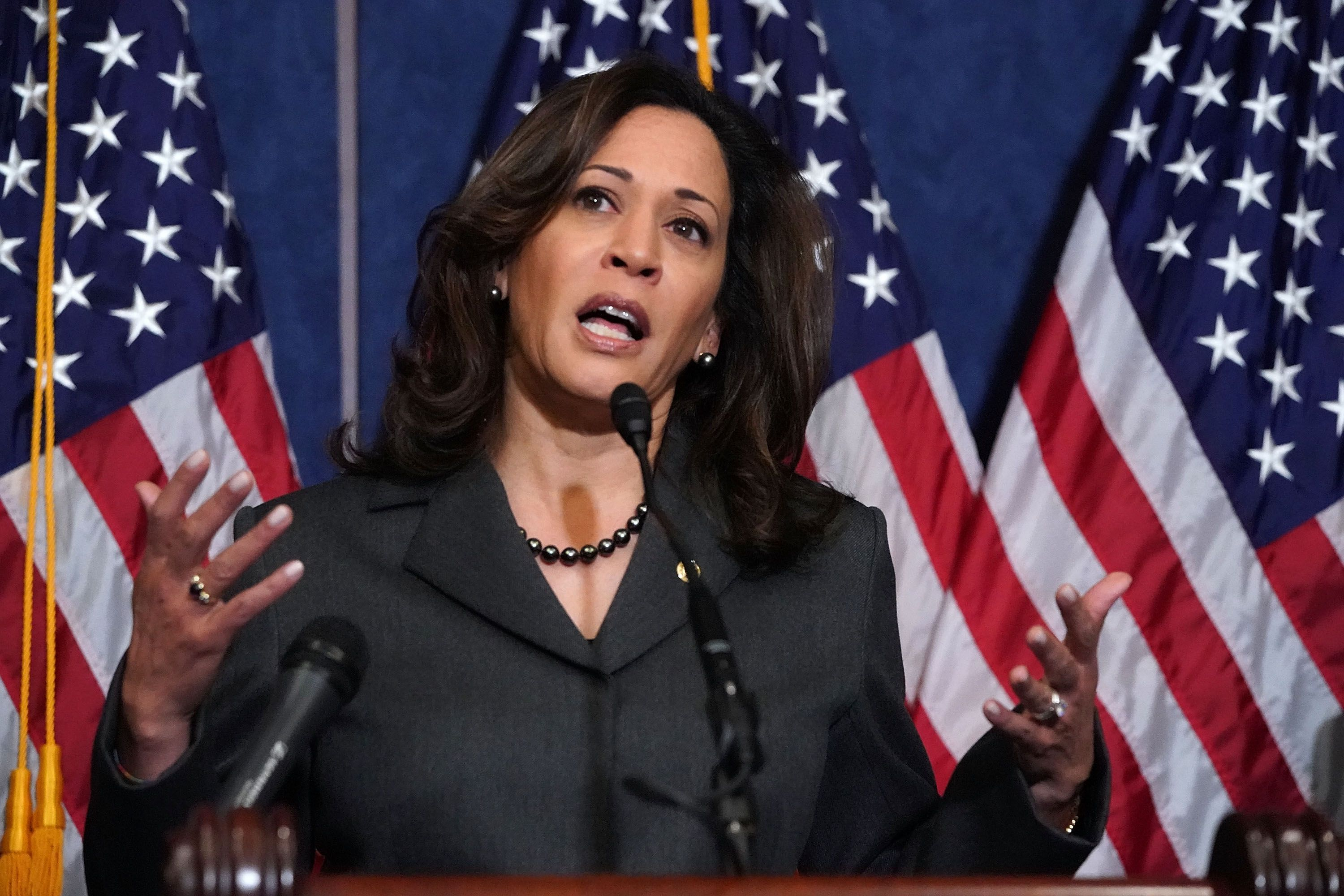 10 Kamala Harris Quotes That Will Make You Get Behind Her