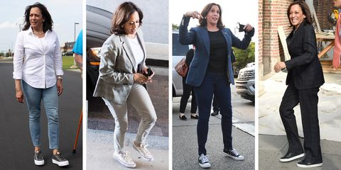 kamala harris in converse