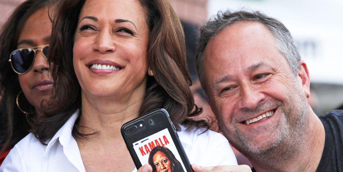 Who Is Douglas Emhoff Meet Kamala Harris S Lawyer Husband