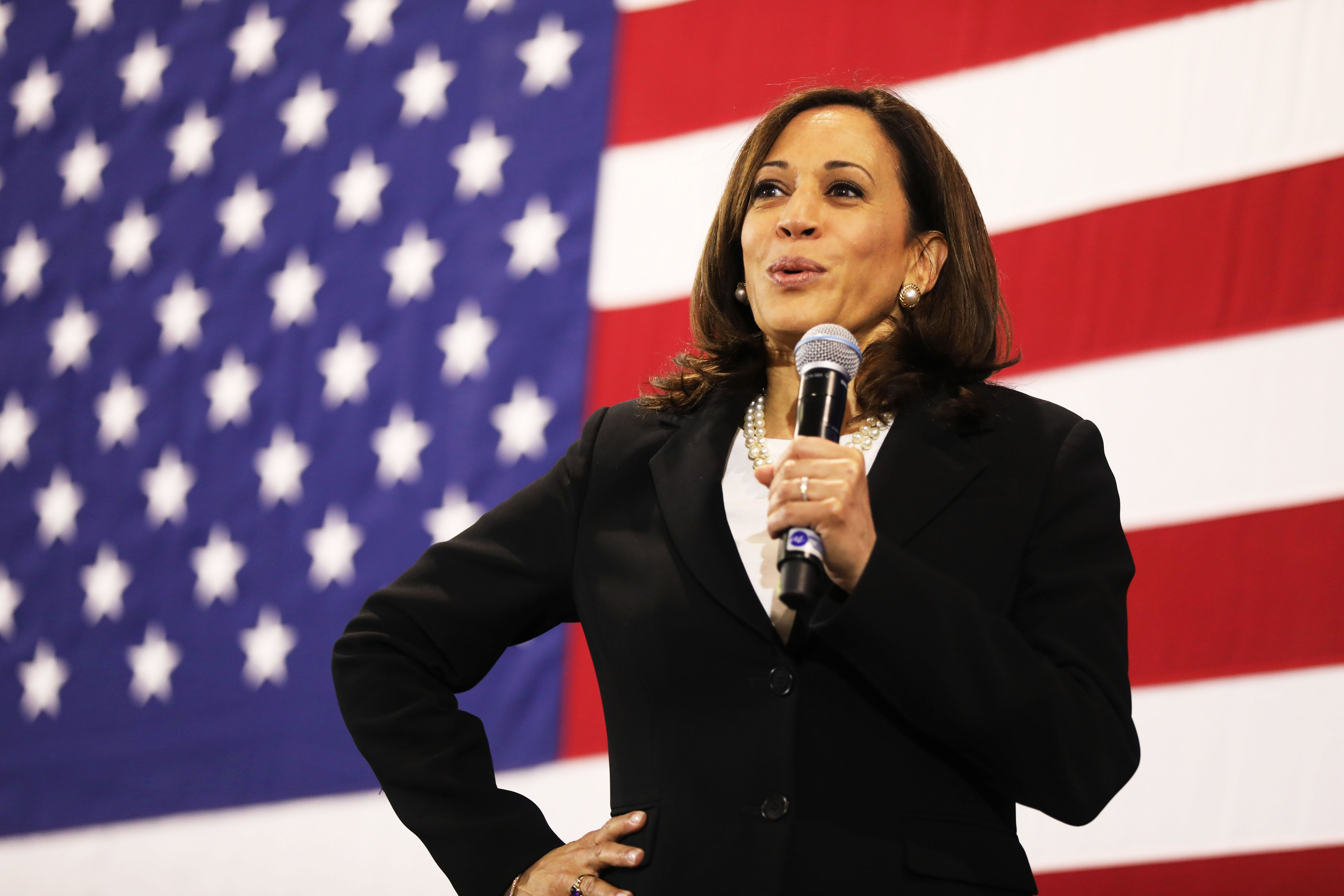 'Today I'm Feeling Seen': Black and South Asian Women Reflect on Kamala Harris Becoming Vice President