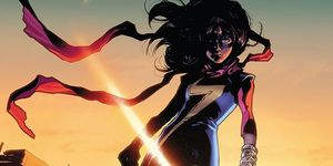 Ms Marvel serie