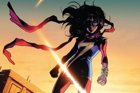 Ms Marvel serie