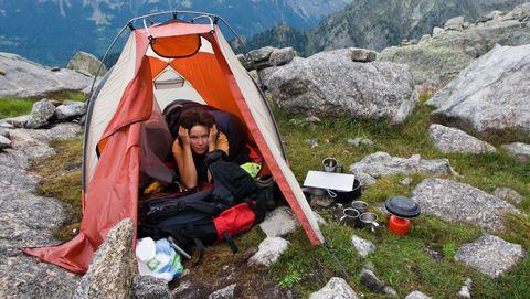 Waarom vinden mensen kamperen leuk