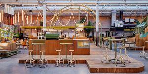 Werkplek De Kanarieclub in Amsterdam