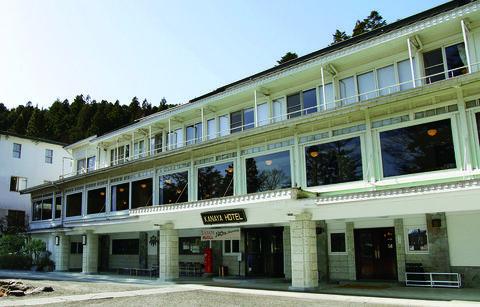 1873年創業【日光金谷ホテル】
