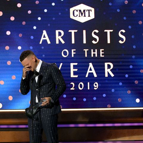 kane brown cmt artists of the year 2019