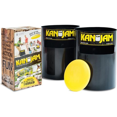 kanjam game set spelletje frisbee spel buiten zomer