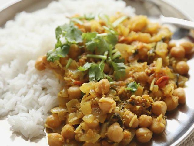 Food, Steamed rice, Ingredient, Rice, White rice, Jasmine rice, Cuisine, Recipe, Legume, Dish,