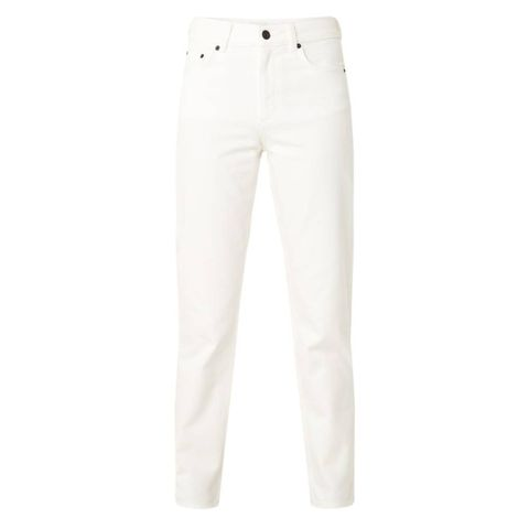 French Connection Palmira High Waist Straight Fit Jean
