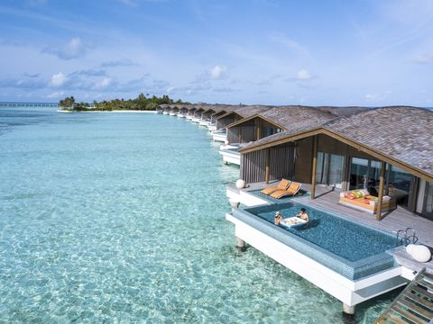 Property, Vacation, Sea, Turquoise, Resort, Tropics, House, Ocean, Sky, Caribbean,