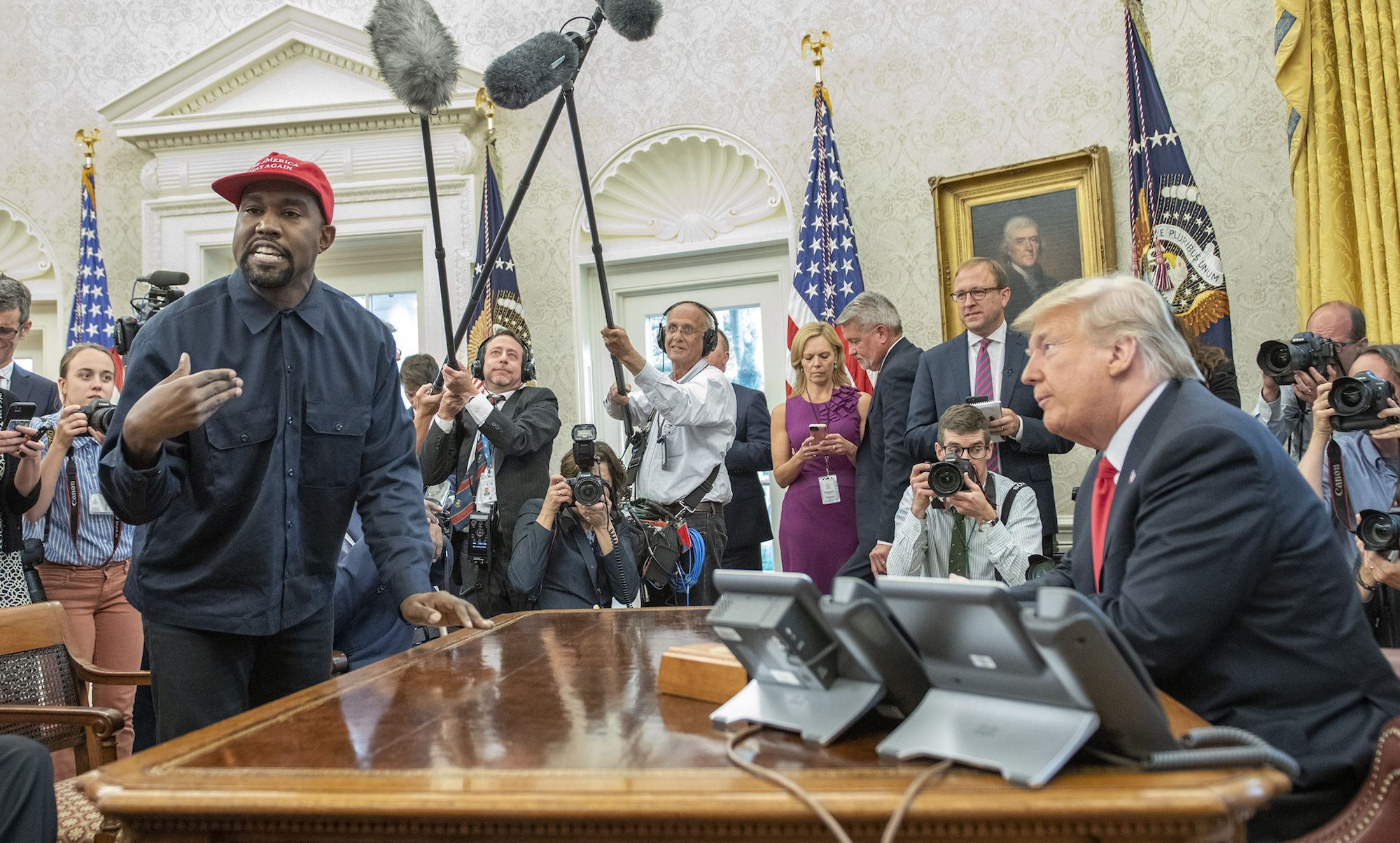 A Vote For Kanye Is A Vote For Trump. Here's The Proof