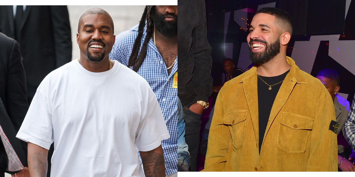 Drake And Kanye West Beef Explained Kim Kardashian Tells