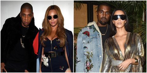 8f257cde431 Kanye West Mistakenly Thought Beyoncé Was Wearing Yeezys And Appears To End  Their Feud