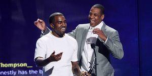Kanye West and Jay Z friendship timeline