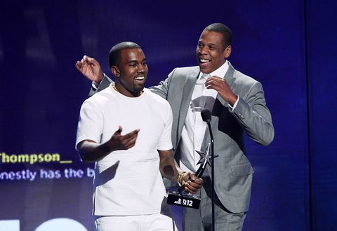 aae2ecb773 Kanye West and Jay-Z - a timeline of their complicated friendship