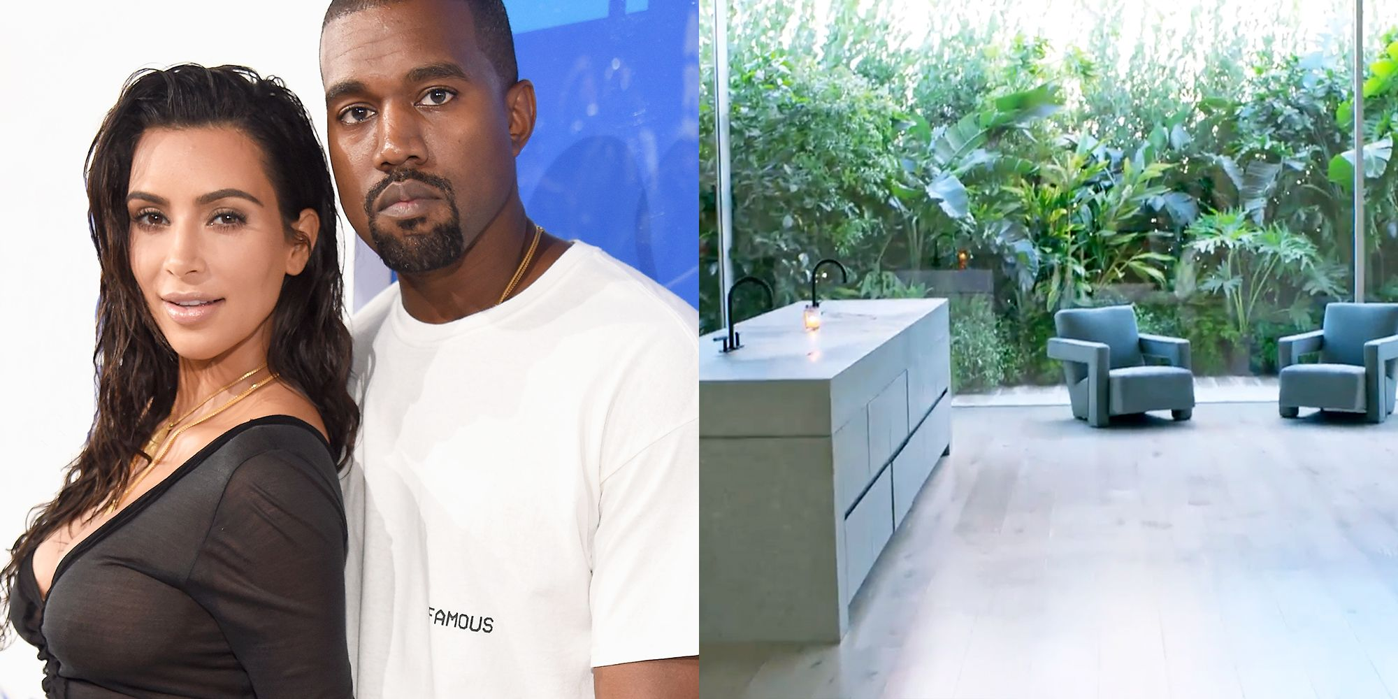 Kim Kardashian Finally Explains Her Mysterious Sinks