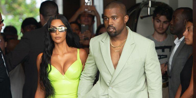 d8895446072 Kanye West once gave Kim Kardashian £760,000 not to promote a fast-fashion  brand