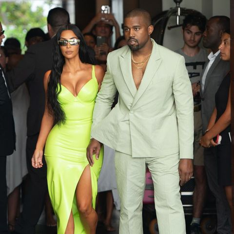 695074cf09d6 Kanye West once gave Kim Kardashian £760,000 not to promote a fast-fashion  brand
