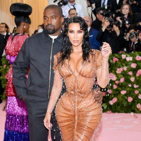 Image result for kim kardashian met gala 2019