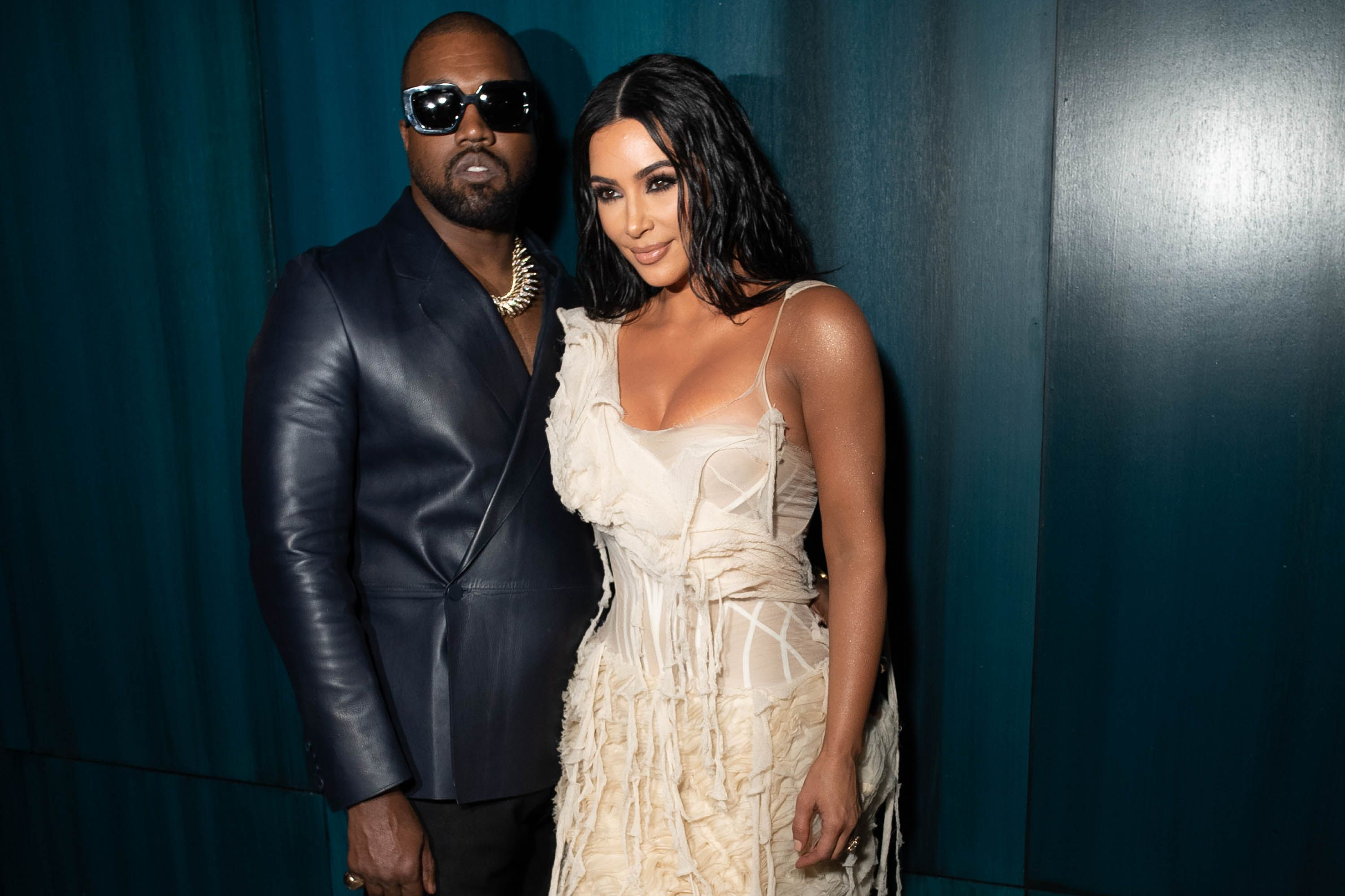 Kim Kardashian And Kanye West Rang In Six Years Of Marriage This Weekend