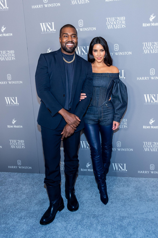 Når gjorde Kanye West og Kim Kardashian Start Dating