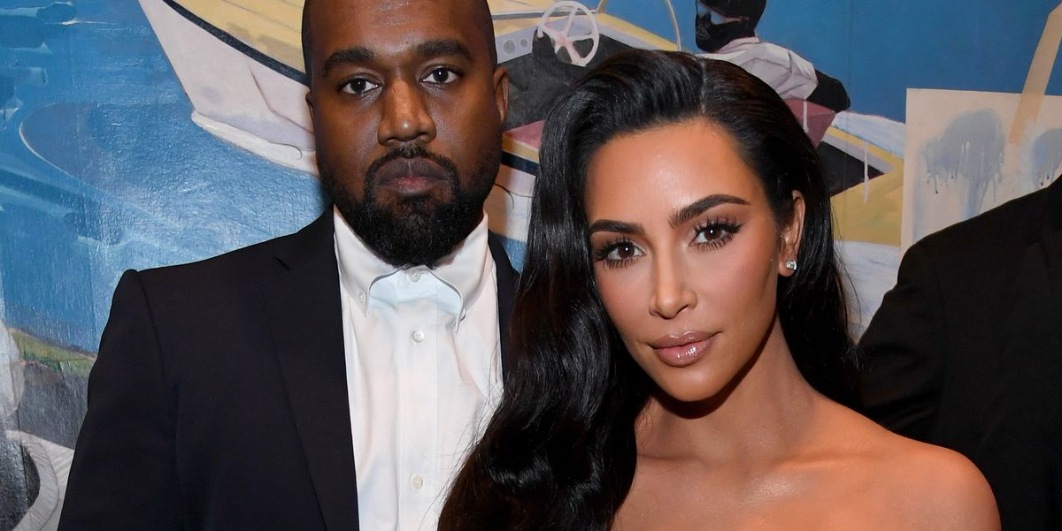 Kim Kardashian and Kanye West Are Having Issues Quarantining Together
