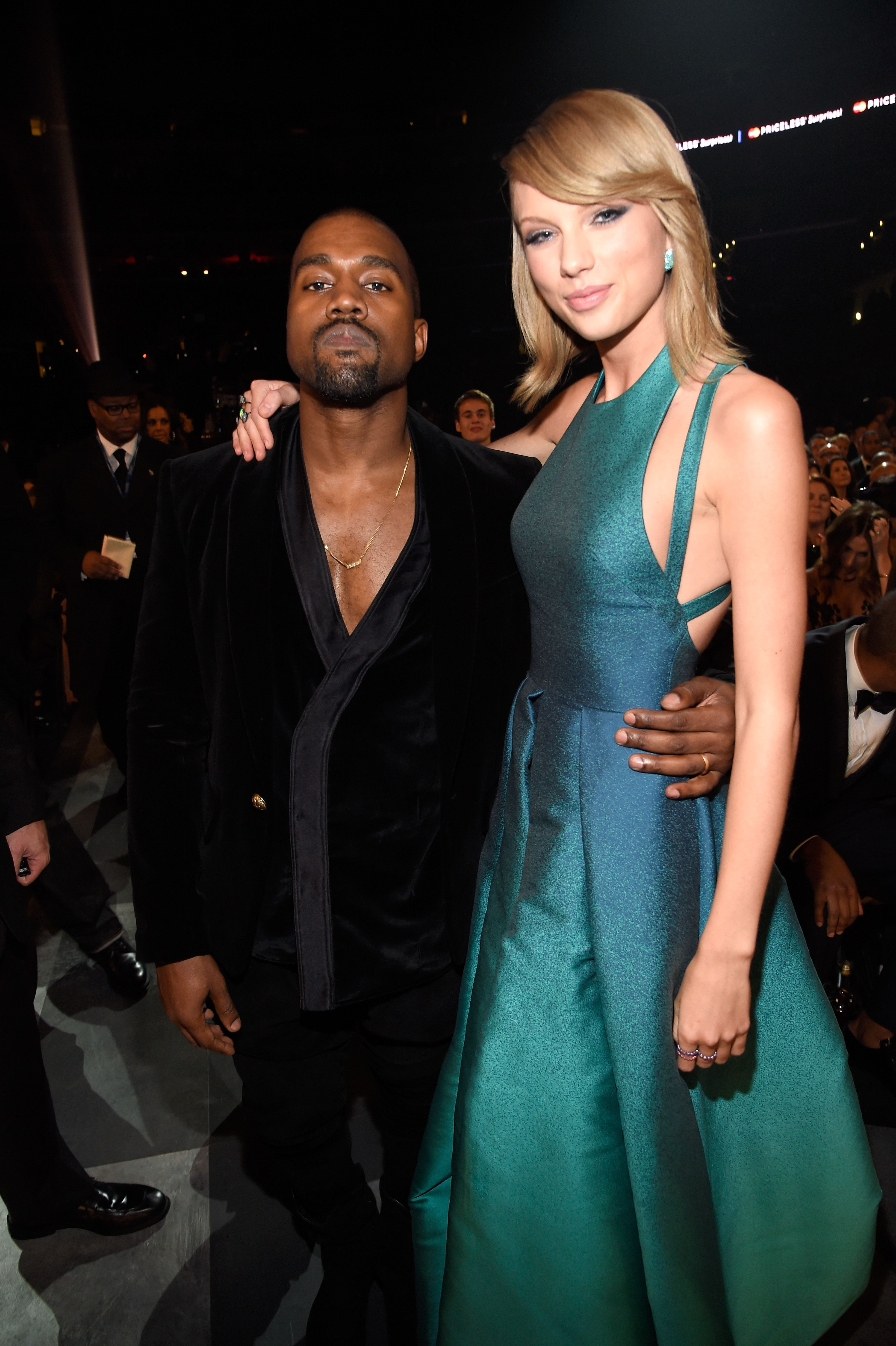 Watch New Clip Of Taylor Swift Kanye West Talking About Famous