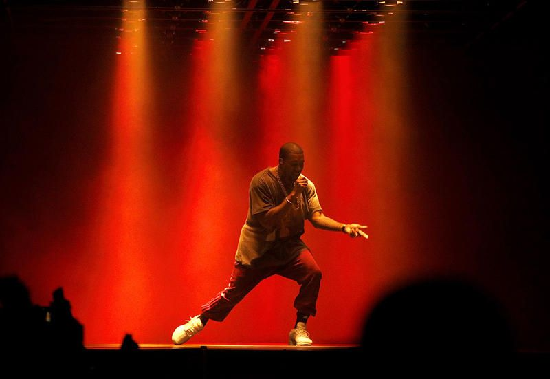 A Brief History of Kanye West Sneakers