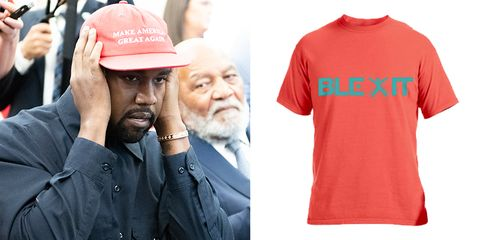 05aa2a527 Why Kanye West s  Blexit  Collection Makes Absolutely No Sense