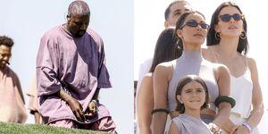 Kanye West Coachella 2019, sunday service