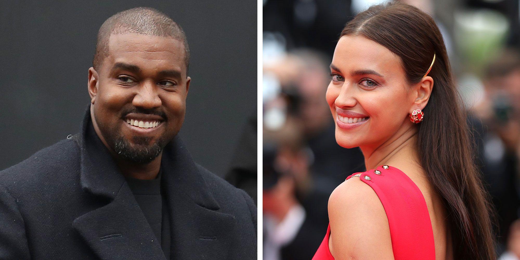 Are Kanye West And Irina Shayk Dating After Kim Kardashian Divorce
