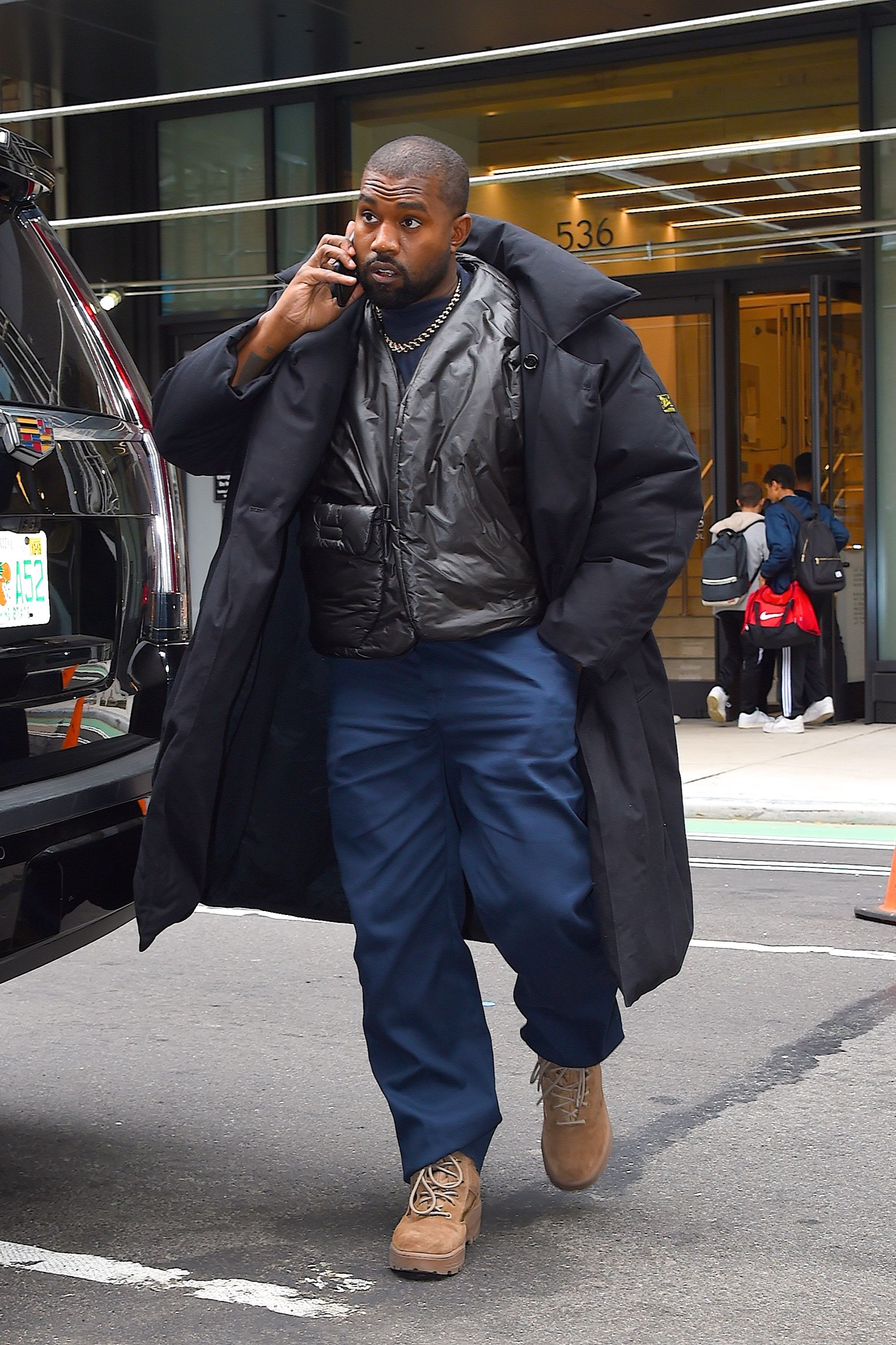 The Best Kanye West Outfits Prove His