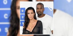 Kanye West just said the sweetest thing about Kim Kardashain on their fourth wedding anniversary