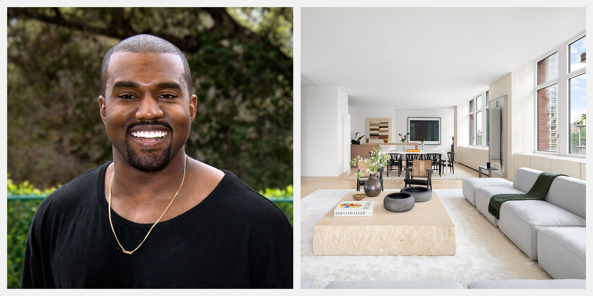 Kanye West's Long-Time SoHo Home is on Sale for $4.7 Million