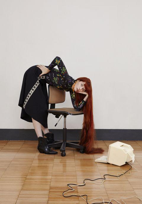 Floor, Flooring, Sitting, Photography, Laminate flooring, Table, Hardwood,