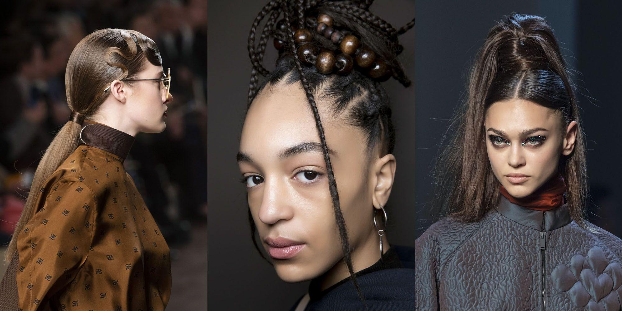 Goede De beste kapsels voor lang haar in winter 2019/2020 PX-96