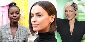 kapsels, kapseltrends zomer 2019, haartrends, celebrities