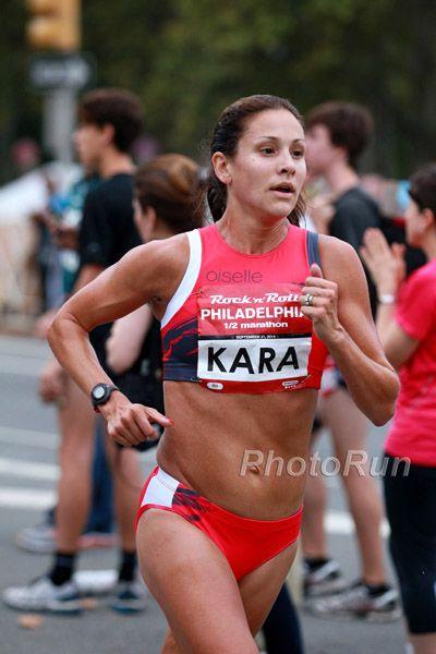 Kara Goucher's Comeback Marathon is Sunday