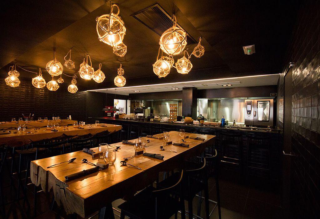Amores de barra: la zona del restaurante que está de moda