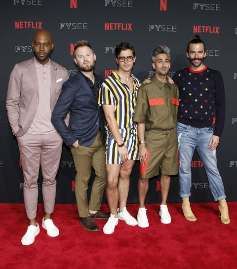 #NETFLIXFYSEE Event For 'Queer Eye' - Arrivals