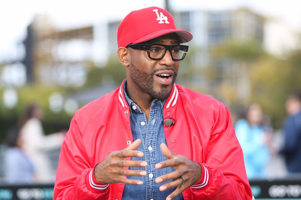 'Queer Eye' Star Karamo Brown Deleted His Twitter After Defending 'DWTS' Castmate Sean Spicer