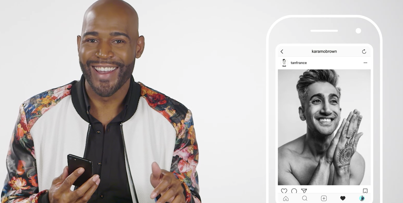Karamo Brown Queer Eye Insta Stalk